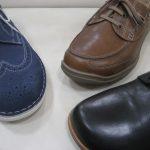 健やかかな紳士靴