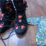 「靴のアフターケア」