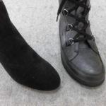 ブーツの季節がやってきた!