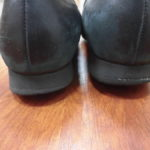 年に1度は靴のメンテナンスを!