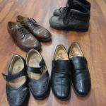 修理靴について