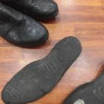 「世界の1つだけの靴?」