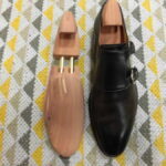 靴の型に合うものを!