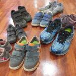 靴のサイズチェック!